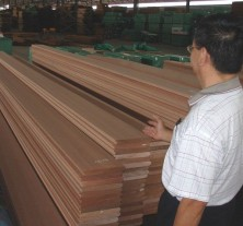 Green tree timber product sourcing